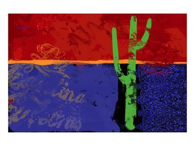 Native Desert II-Parker Greenfield-Art Print