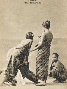 Native Pre-Marital Rite - Jakarta (Indonesia)