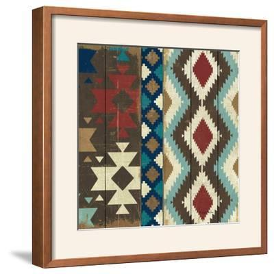 Native Tapestry Crop--Framed Photographic Print