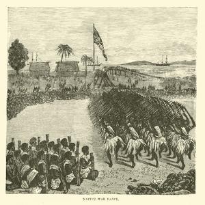 Native War Dance