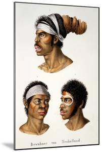 Natives of the New Holland (Australia)