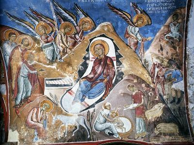Nativity, 1192--Giclee Print