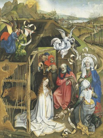 Nativity, 1425-1430--Giclee Print