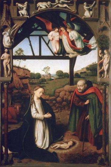 Nativity, 1452-Petrus Christus-Giclee Print