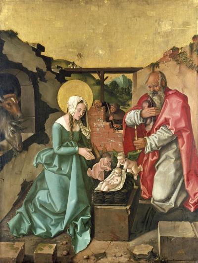 Nativity, 1510-Hans Baldung-Giclee Print