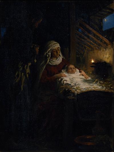 Nativity, 1890-Ilya Yefimovich Repin-Giclee Print