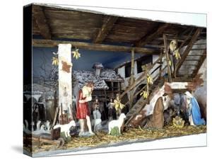 Nativity, Nativity Scene, 1978, Bergamo, Lombardy, Italy