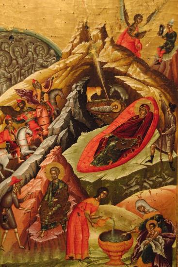 Nativity of Christ, 16th Century--Giclee Print