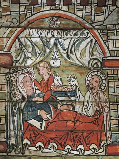 Nativity of Jesus, Late 13th Century, Norway--Giclee Print