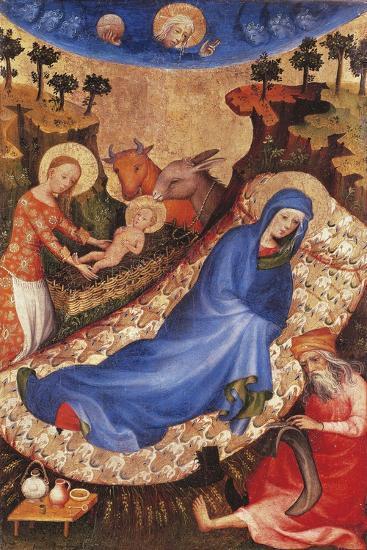 Nativity-Melchior Broederlam-Giclee Print