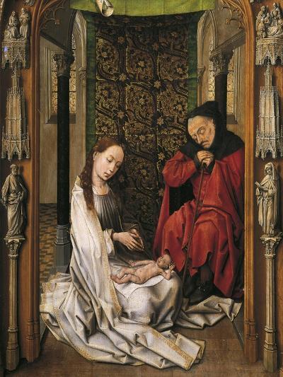Nativity-Rogier van der Weyden-Giclee Print