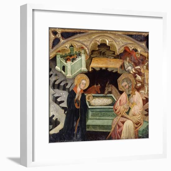 Nativity--Framed Giclee Print