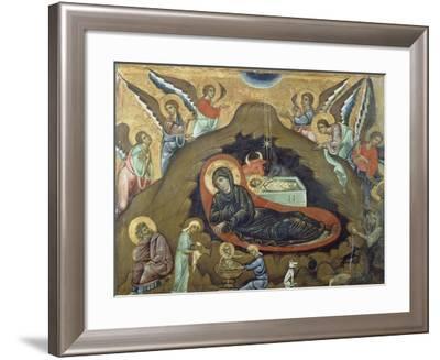 Nativity-Guido da Siena-Framed Giclee Print
