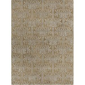 Natura Area Rug - Taupe/Light Gray 5' x 8'