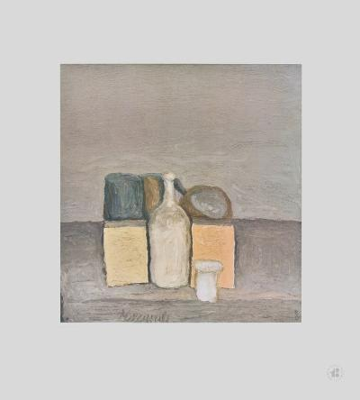 Natura Morta-Giorgio Morandi-Collectable Print