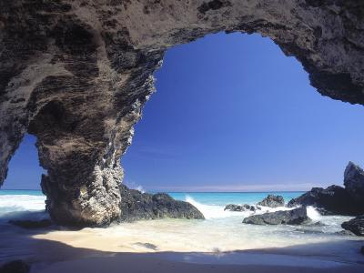 Natural Arches, Tuckers Town, Bermuda-Robin Hill-Photographic Print
