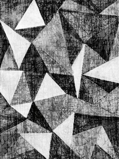 Natural Architecture 2 B&W-Edith Lentz-Art Print