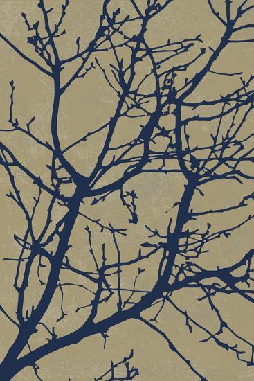 Natural Elements I-Maria Mendez-Giclee Print