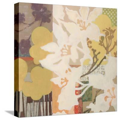 Natural Fragments II-Sally Bennett Baxley-Stretched Canvas Print