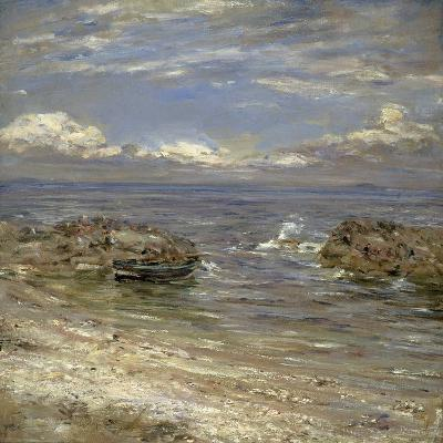 Natural Harbour, Cockenzie-William McTaggart-Giclee Print