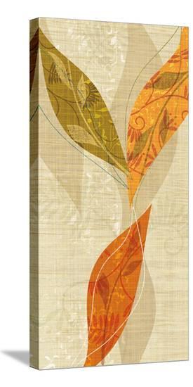 Natural Harmony II-Tandi Venter-Stretched Canvas Print