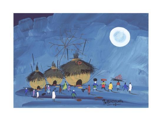 Natural Home, 2006-Oglafa Ebitari Perrin-Giclee Print