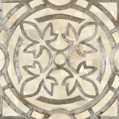 Natural Moroccan Tile 3-Hope Smith-Art Print