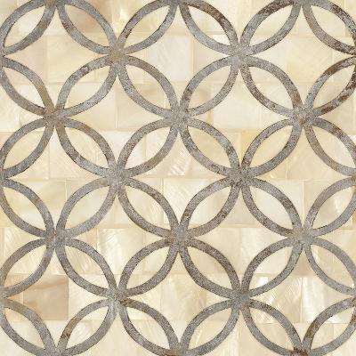 Natural Moroccan Tile 4-Hope Smith-Art Print