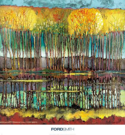 Natural Muse-Ford Smith-Art Print