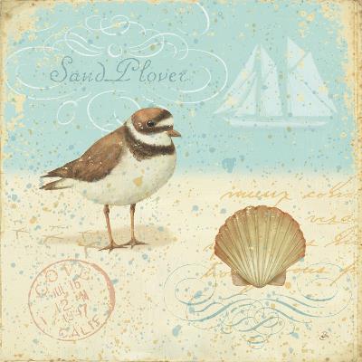 Natural Seashore I-Daphne Brissonnet-Premium Giclee Print
