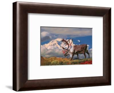Natural Splendors Alaska II--Framed Art Print