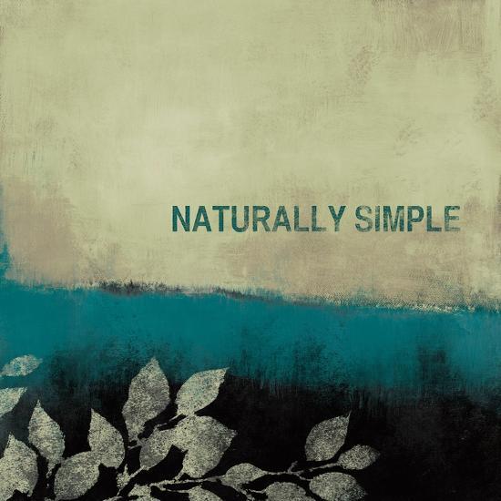 Naturally Simple-Lanie Loreth-Premium Giclee Print
