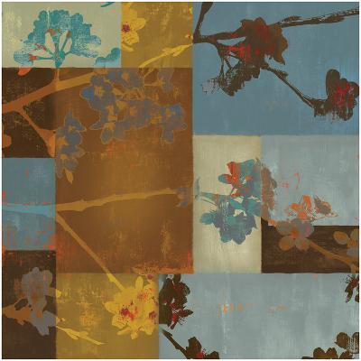 Nature Composed II-Tom Reeves-Art Print