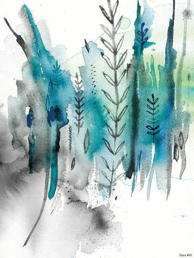 Nature In Blue No2-Paula Mills-Art Print