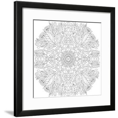 Nature Loves 10-Hello Angel-Framed Giclee Print