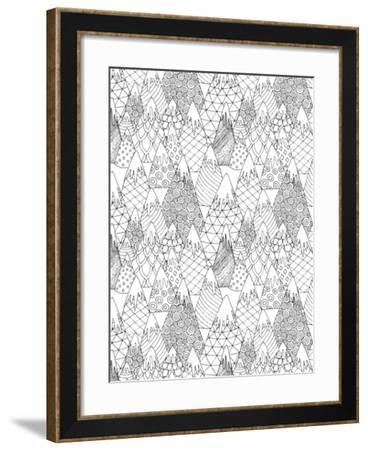 Nature Loves 16-Hello Angel-Framed Giclee Print