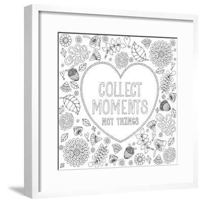 Nature Loves 7-Hello Angel-Framed Giclee Print