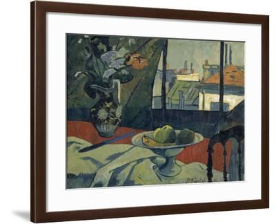 Nature morte:l'atelier de l'artiste-Paul Serusier-Framed Giclee Print
