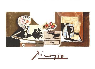 Nature Morte-Pablo Picasso-Collectable Print