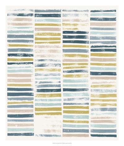 Nature Rows II-Grace Popp-Art Print