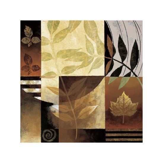 Nature's Elements II-Keith Mallett-Giclee Print