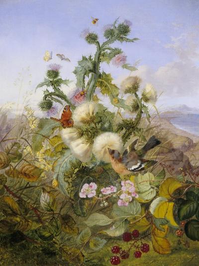 Nature's Glory-John Wainwright-Giclee Print