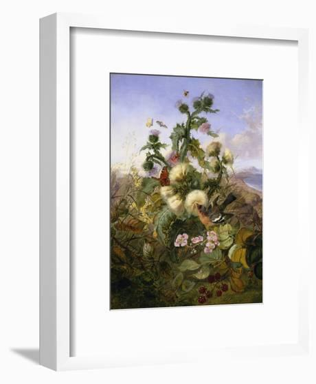 Nature's Gold-John Wainwright-Framed Giclee Print