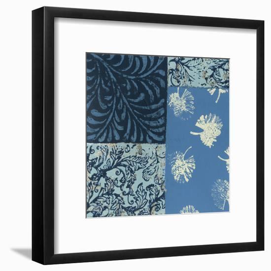 Nature's Montage IX-Nancy Slocum-Framed Art Print