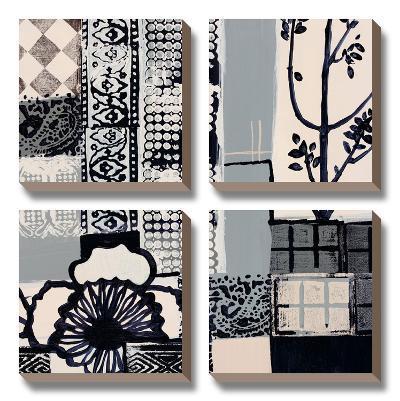 Nature's Patterns II-Leslie Bernsen-Canvas Art Set