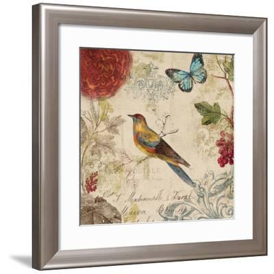 Nature's Rhapsody I-Aimee Wilson-Framed Art Print