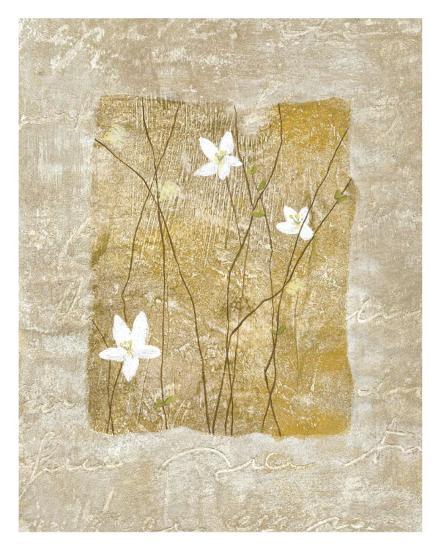 Nature's Story II-Fernando Leal-Art Print