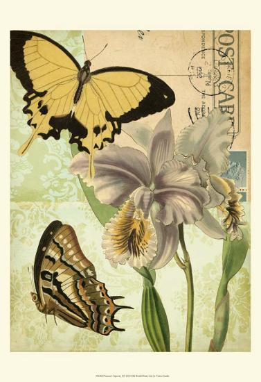 Nature's Tapestry I--Art Print