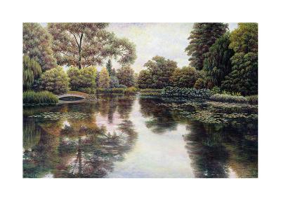 Nature's Tapestry-David Howells-Giclee Print