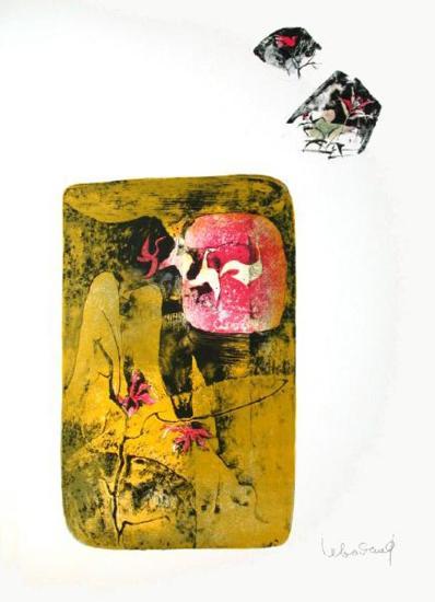 Nature Sauvage-Lebadang-Collectable Print